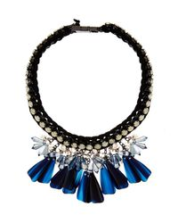 Weekend by Maxmara | Blue Canasta Necklace | Lyst