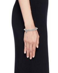 Philippe Audibert - Metallic 'abigail' Spike Elastic Bracelet - Lyst