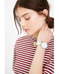 Urban Outfitters - White Modern Watch - Lyst