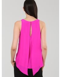 Alice & Trixie | Pink Cascade Top | Lyst