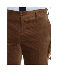 Ralph Lauren Black Label - Brown Nigel Stretch Corduroy Trouser for Men - Lyst