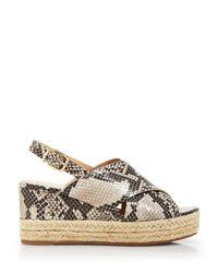 61a396ec2226 Via Spiga. Women s Platform Wedge Sandals - Bloomingdale s Exclusive Triana