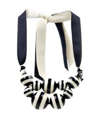 Weekend by Maxmara | Blue Eclisse Necklace | Lyst