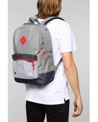 Herschel Supply Co. - Gray X Champion Heritage Backpack for Men - Lyst