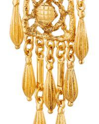 Ben-Amun | Metallic Gold-plated Earrings | Lyst