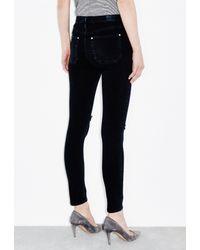 M.i.h Jeans | Blue Bridge Jean | Lyst