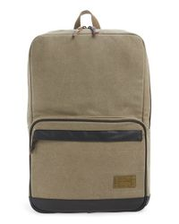 Hex | Brown 'origin' Water Resistant Backpack for Men | Lyst