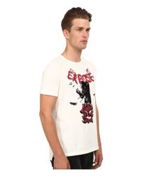Vivienne Westwood - White Anglomania Expose T-shirt for Men - Lyst