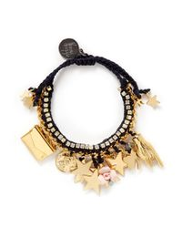 Venessa Arizaga | Blue 'Stargazer' Bracelet | Lyst