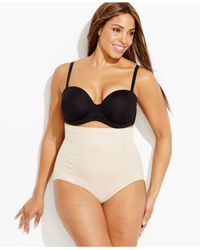 Miraclesuit | White Shapewear Firm Control High-waist Brief 2924 | Lyst