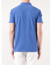 Polo Ralph Lauren - Blue Faded Polo Shirt for Men - Lyst