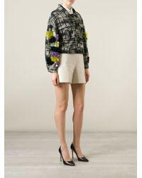 Erika Cavallini Semi Couture | Black Jacket | Lyst