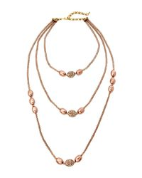 Heidi Daus - Multicolor Long Beaded Mix Necklace - Lyst