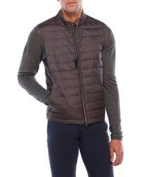 Woolrich | Gray Sundance Ultra Light Down Vest for Men | Lyst