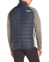 Bench - Blue Intellectual Insulated Jacket for Men - Lyst