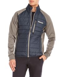 Bench | Blue Intellectual Insulated Jacket for Men | Lyst
