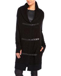 Nicholas K - Black Belted Kota Jacket - Lyst
