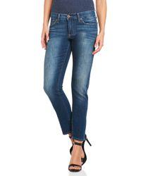 Lucky Brand | Blue Sienna Slim Boyfriend Jeans | Lyst