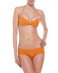 Chloé | Orange Underwire Bikini | Lyst