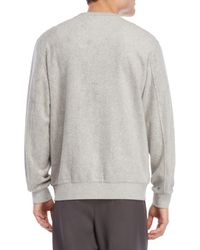Vilebrequin - Gray Toulon Reversible Sweater for Men - Lyst