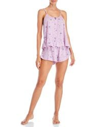 Juicy Couture - Pink Couture Crush Cami Set - Lyst
