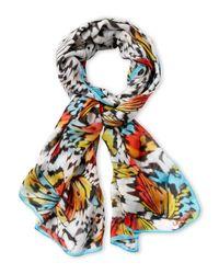 Emanuel Ungaro | Multicolor Printed Stole | Lyst