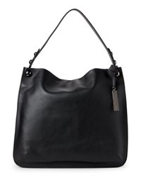 Vince Camuto - Black Cason Leather Hobo - Lyst