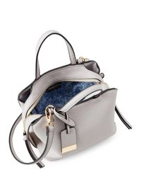 Urban Expressions - Gray Dove Grey Juniper Satchel - Lyst