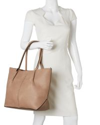 Imoshion - Natural Sand Arianna Large Tote - Lyst