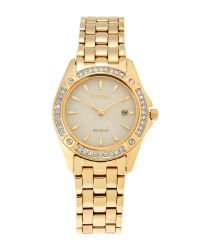 Citizen - Metallic Ew2352 Gold-Tone Eco-Drive Watch - Lyst