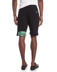 BBCICECREAM - Black Arch Shorts for Men - Lyst