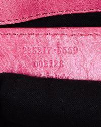 Balenciaga - Pink Papier A5 Tote Bag - Vintage - Lyst