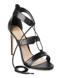 Alexandre Birman - Black Laura High Heel Sandals - Lyst