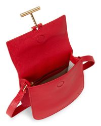 Tom Ford - Red Mini Tara Crossbody Bag - Lyst