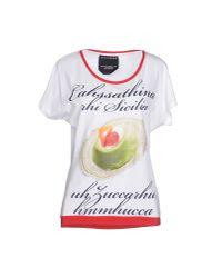 Nhivuru - White T-shirt - Lyst