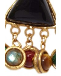 Sylvia Toledano | Multicolor Medusa Earrings | Lyst