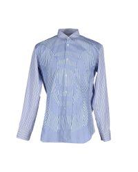 Comme des Garçons | Blue Shirt for Men | Lyst