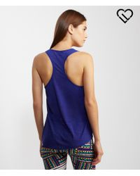 Live Love Dream | Blue Lld To The Limit Tank | Lyst