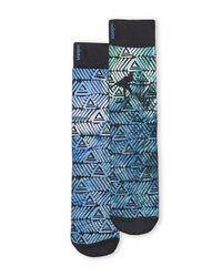 Adidas - Black Neo Surfer Waves Crew Socks for Men - Lyst