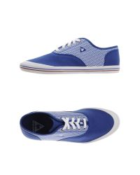 Le Coq Sportif - Blue Low-tops & Trainers for Men - Lyst