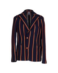 Bark | Blue Blazer for Men | Lyst