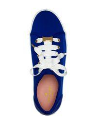 Kate Spade | Blue Lodero Sneakers | Lyst