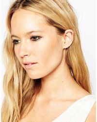 ASOS | Multicolor Limited Edition Fine Bar Anywhere Ear Cuff Pack | Lyst