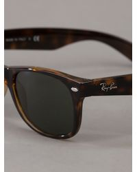 Ray-Ban | Brown Tinted Sunglasses | Lyst