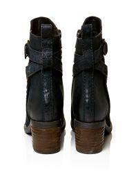 Moda In Pelle | Blue Ambrosio Medium Casual Short Boots | Lyst