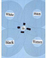 Bernhard Willhelm | Blue Race Scarf | Lyst