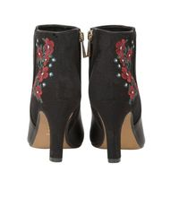 Lotus - Black Parisa Womens Dress Ankle Boots - Lyst