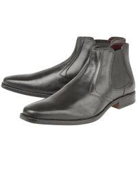 Lotus - Black Stedman Mens Chelsea Boots for Men - Lyst