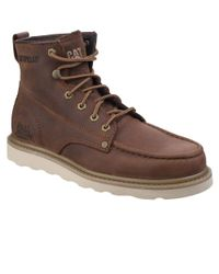 Caterpillar - Brown Glenrock Mens Lace-up Boot for Men - Lyst