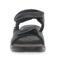 Charles Clinkard | Black Sly Mens Casual Sandals for Men | Lyst